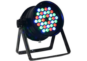 CE&RoHS New High Power RGB 36PCS 3W LED PAR 64 Can Light