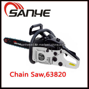 Gasoline Hand Tool Chainsaw Manchine with CE/GS/EMC
