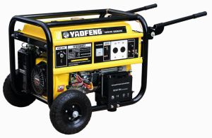 5000 Watts Electric Power Gasoline Generator with EPA, Carb, CE, Soncap Certificate (YFGC6500E2) pictures & photos