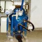 Dense Phase Bin Pump for Pneumatic Conveying System (AMP)