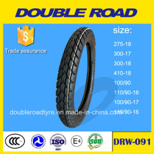 Manufacturer Direct 110.90.16 6pr Tubeless Motorcycle Tyre pictures & photos