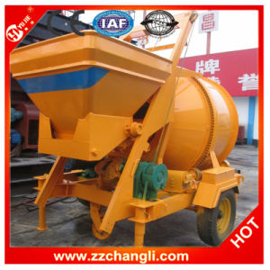 CE Certified Jzc500 Drum Concrete Mixer for Sale pictures & photos