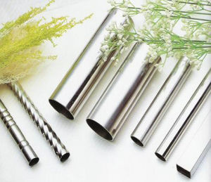 Hot Selling 201 304 Mirror Stainless Steel Tube for Handrail Building pictures & photos