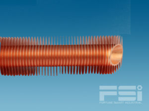 High Copper Finned Tube 805 pictures & photos