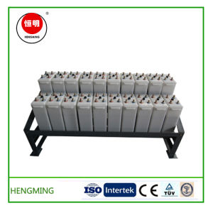 12V 24V 48V Tn500 (1.2V 500AH NI-FE battery) Nickel Iron Solar Power Storage Deep Cycle Battery Supply pictures & photos