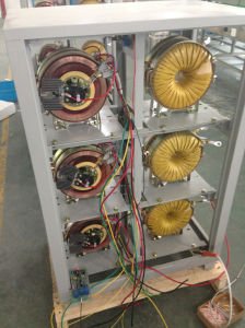 Tns Three Phase Automatic Servo Motor Voltage Stabilizer pictures & photos