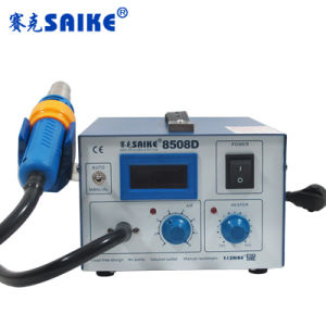 China Saike 8508d 220V 700W Air Pump Hot Air Gun Rework