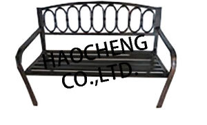 Outdoor Furniture Cast Iron Garden Bench Park Bench