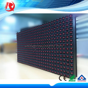 Red P10mm High Brightness Outdoor LED Displays pictures & photos
