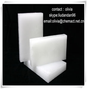 China Semi Refined Paraffin Wax 58-60 Deg  C (S58) Kunlun