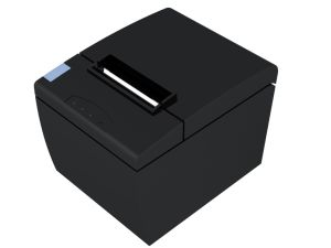 80mm Wh-P04 POS Thermal Printer with Cutter, USB Interface pictures & photos