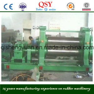 2 Rolls Calendar Machine for Bicycle Tyre Production Line pictures & photos
