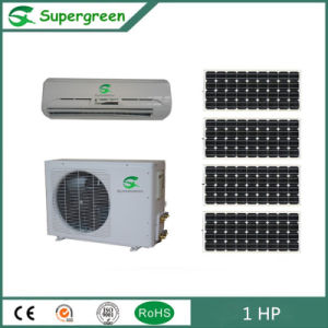 1HP off Grid 100% Solar Air Conditioner DC 48V Air Conditioner