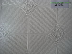 Embossed PVC Film for Gypsum Ceiling Tile