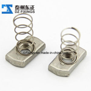 Stainless Steel Spring Nut (Channel Nut) pictures & photos