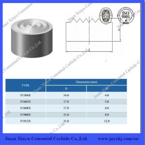 PDC Cutter Original Factory, Customize Size and Shape Cemented Carbide Composite Tips, pictures & photos