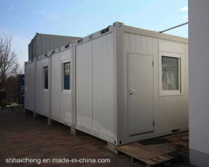 Steel Structural ISO Standard Modular Home (shs-fp-office118) pictures & photos