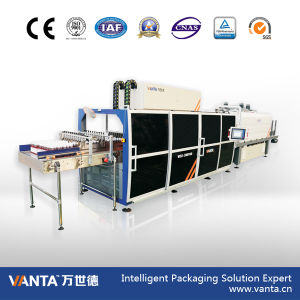 60ppm Pre-Cut Film Only Automatic Shrink Wrapping Machine