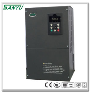 Sanyu 2015 New Close Loop AC Motor Drives pictures & photos