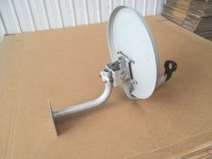 Ku 35cm Small China Digital Satellite TV Antenna Dish pictures & photos