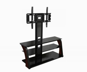 Metal and Glass TV Stand pictures & photos