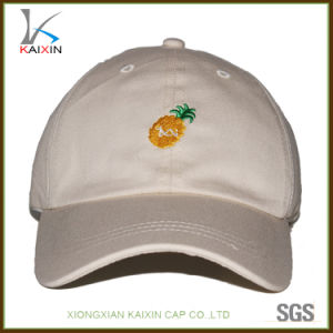 97c4744d157 China Embroidered 6 Panels Customized Plain Baseball Caps Hats Dad ...