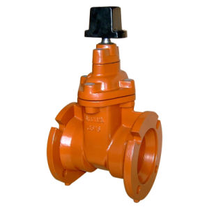 Mechanical Jont Resilient Gate Valve, Awwa C509 Mj pictures & photos