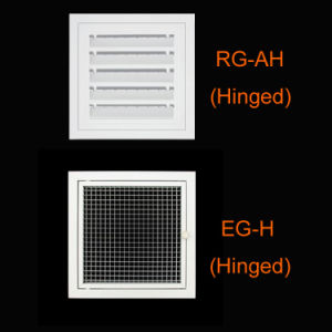 Hilgh Quality Hinged Grille (RG-AH, EG-H) pictures & photos