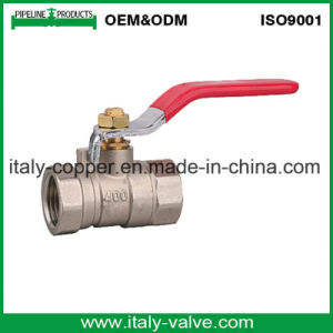 8 Years Quality Guarantee Brass Ball Valve (AV1021) pictures & photos