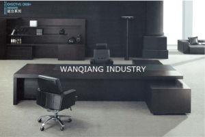 Extraodinary Design Connotation and Everlasting Morden Executive Office Desk (EL10)