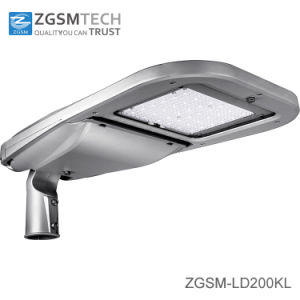 7years Warranty 200W LED Street Light with Ce/RoHS Certificated pictures & photos