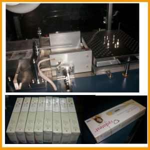 Automatic Box Cellophone Film 3D Packing Machine pictures & photos