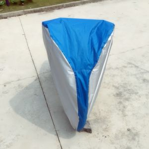 Polyester Silver Color Bike Cover, Bicycle Cover, with Lock Hole, Waterproof, Hailproof pictures & photos