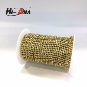 Excellent Sales Staffs Top Quality Crystal Rhinestone Mesh Trim pictures & photos