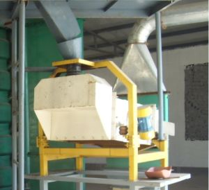 HP Oilseed Vibration Cleaning Screen Machine