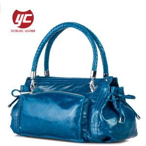 American Trendy Fashion Leather Las Handbags