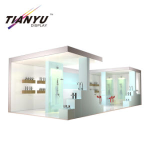 Changeable Trade Show Display 10X20FT 10X30FT Stand with Graphic Design From Tianyu Display