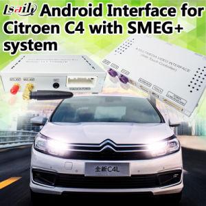 China Citroen C4 Car Gps Navigation, Citroen C4 Car Gps