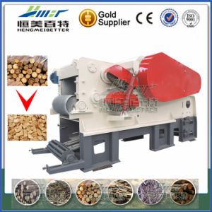 Multi-Function for Wood Maize Straw Wood Chipper Machine