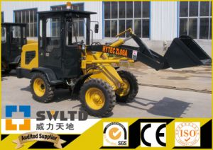 Swltd Brand Mini Loader/Agricultural CE Wheel Loader pictures & photos