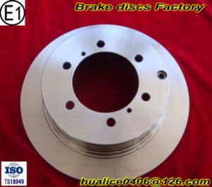 Auto Parts Manufacture Brake Rotors for Peugeot pictures & photos