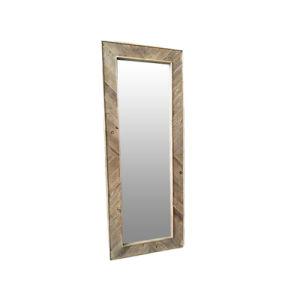 China Living Room Large Full Floor Length Wood Framed Wall Mirror China Full Wall Mirror Full Length Wall Mirror