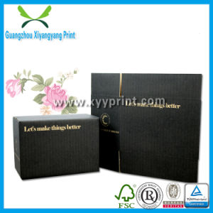 Custom Paper Cardboard Box with Logo Printing pictures & photos