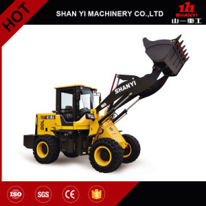4 in 1 Bucket Small Wheel Loader for Sale pictures & photos