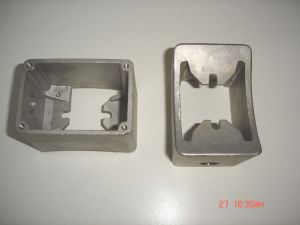 Customized Railway and Construction Casting Parts pictures & photos