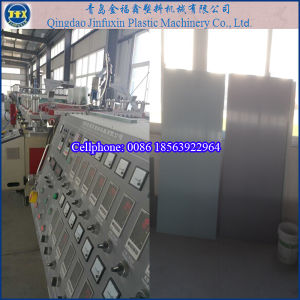 Plastic Machine for PVC Foamed Board Production Extrusion Line pictures & photos