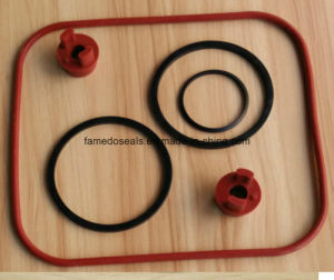 High Quality Rubber Molded Seals&Rubber Pipe Gaskets