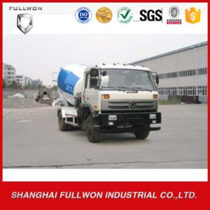 Dongfeng Portable Small Stone Diesel Cement Mixer pictures & photos