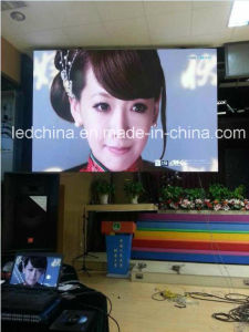 P4 Indoor Full Color LED Display Screen pictures & photos