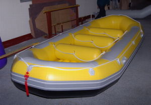 PVC Inflatable Rafts Bp470